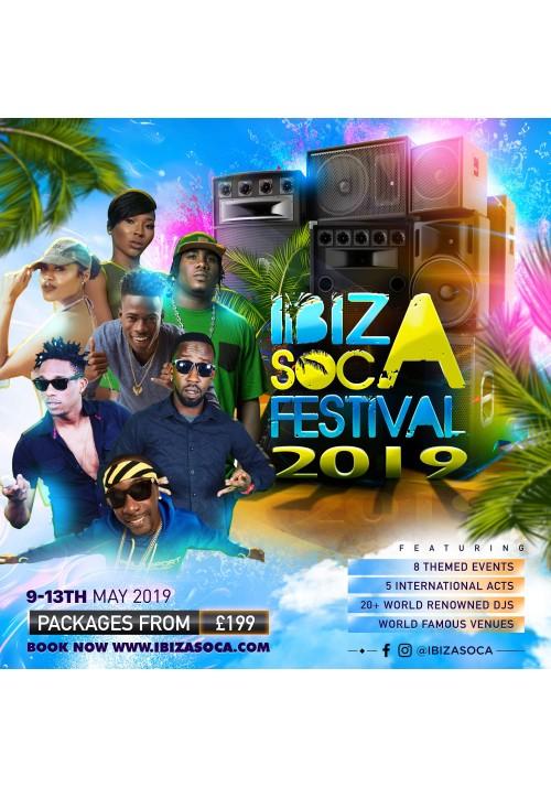 Ibiza Soca Festival 2020
