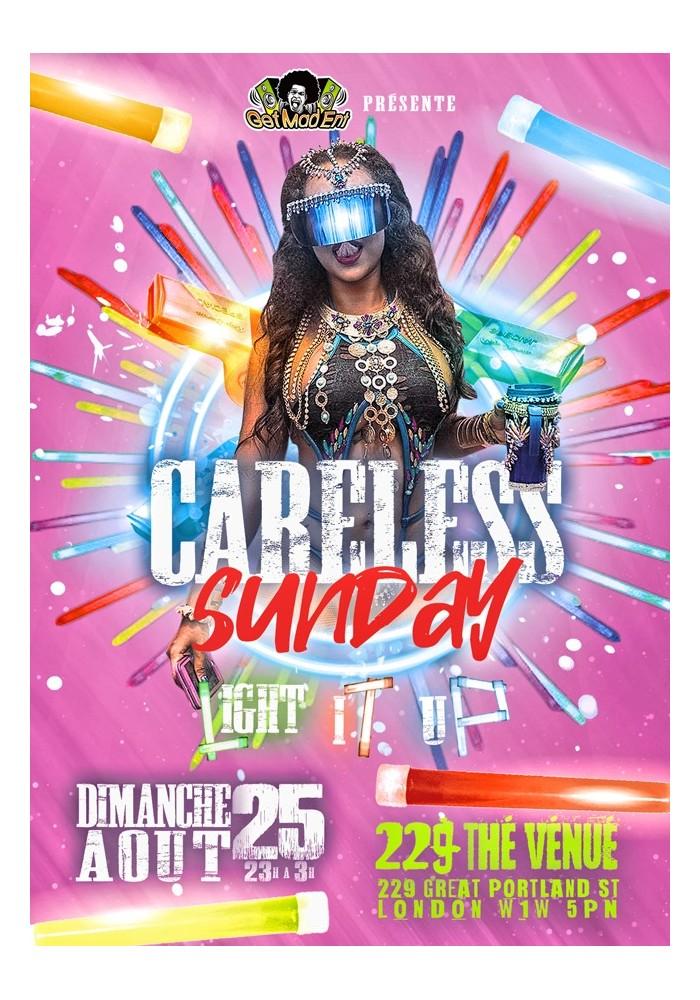 CARELESS SUNDAY